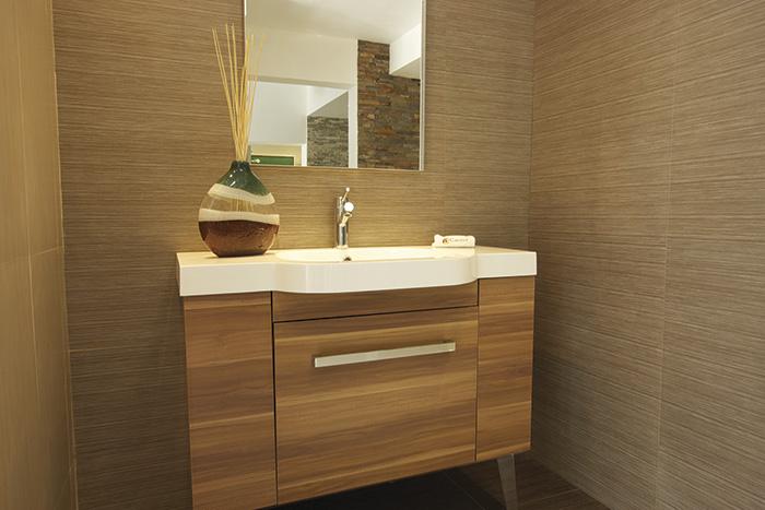 Muebles Para Baño Castel:mueble para baño sevilla 100 cerezo mueble de 100 x 850 x 480 color